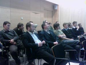 Участники Весеннего семинара
