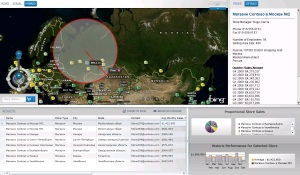 Bing Maps (решение IDV Solutions Visual Fusion)