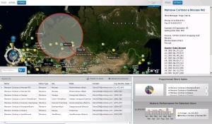 Bing Maps (решение IDV Solutions Visual Fusion)
