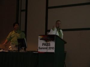 Denny Lee и Thomas Kejser (Microsoft)