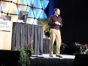Квентин Кларк (главный менеджер группы систем баз данных Microsoft)