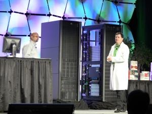 Rushabh Mehta (PASS) и Mark Souza (Microsoft)